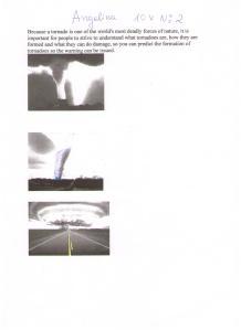Angelina, Natural risk - Tornado2